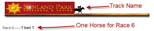 horsepick
